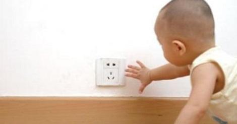 Dạy bé cách xử lý và phòng tránh điện giật